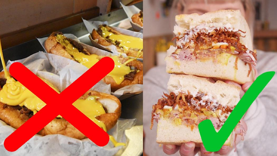 """Self Proclaimed """"Sandwich Expert"""" Refuses to use Cheese"""