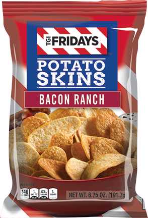 Someone Is Suing TGIFriday's For $5 Million Over Their Potato Skin Potato Chips