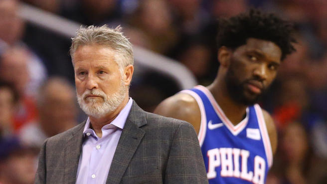 Sixers Drop 51 in a Quarter After Brett Brown Berated Them in the Locker Room
