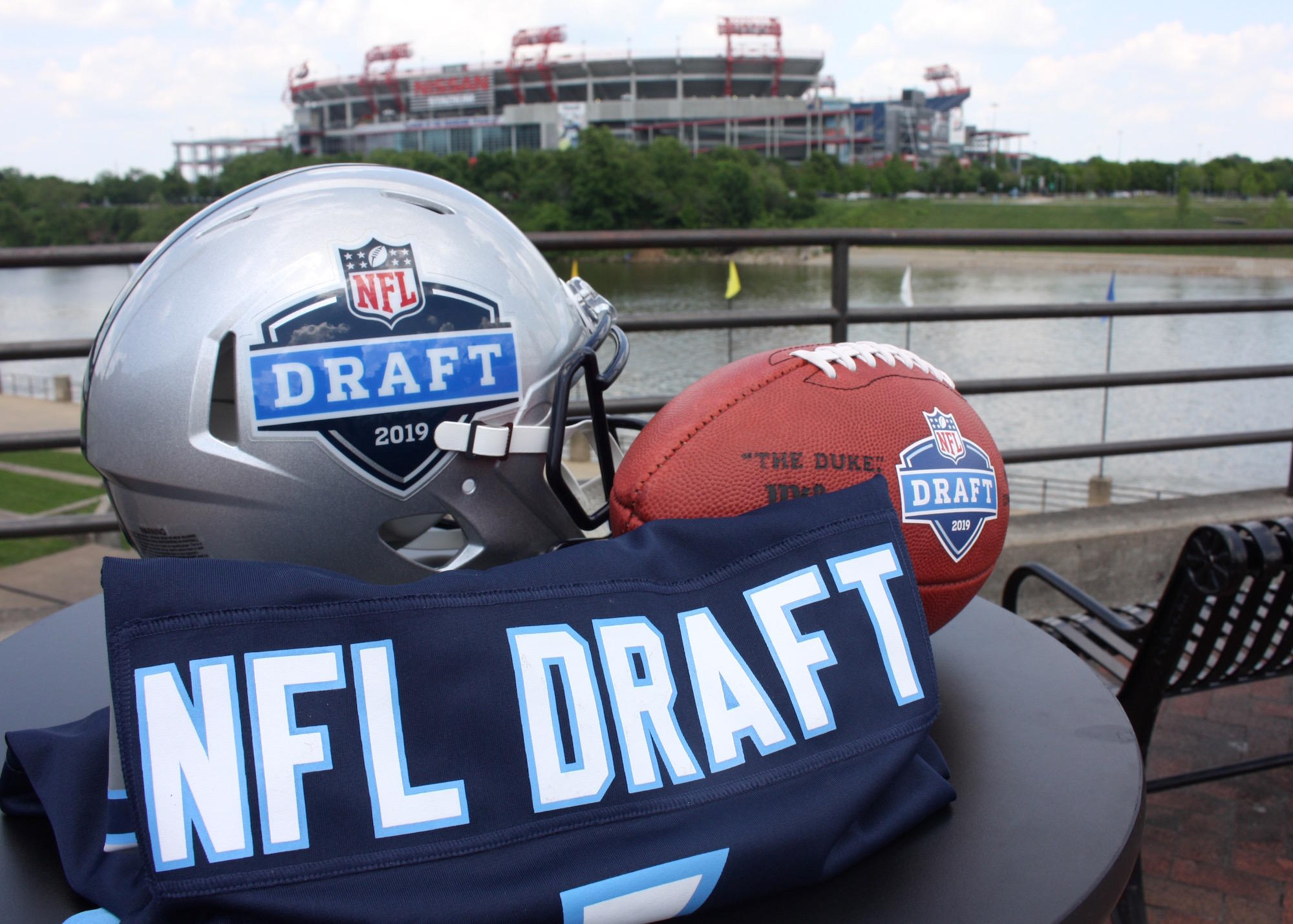 NFL Draft Trade Tracker