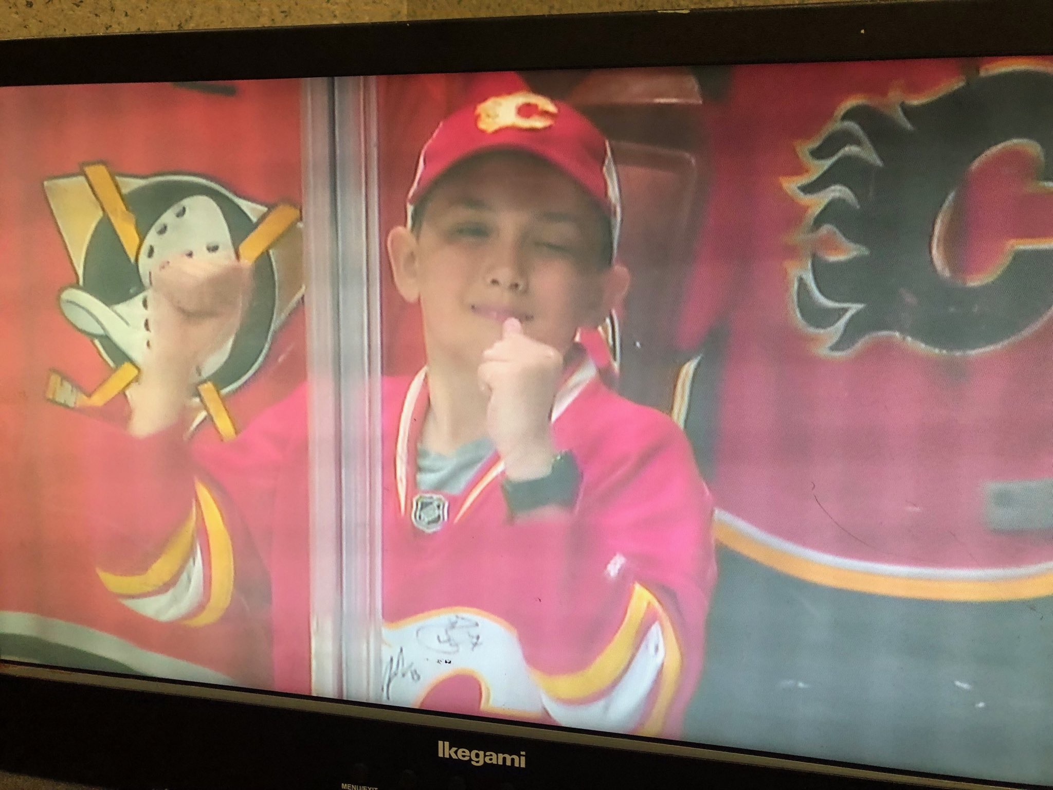Look at This Smooth Operator's Moves Last Night in the NHL