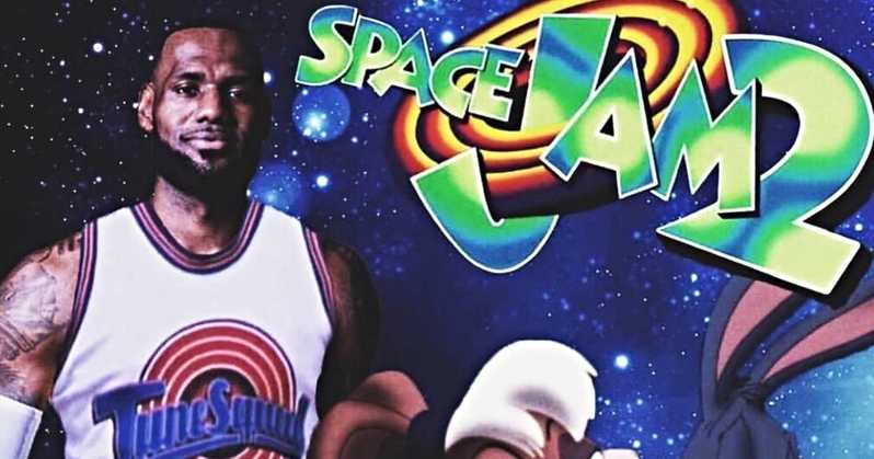 I Wrote A Plot For Space Jam 2…