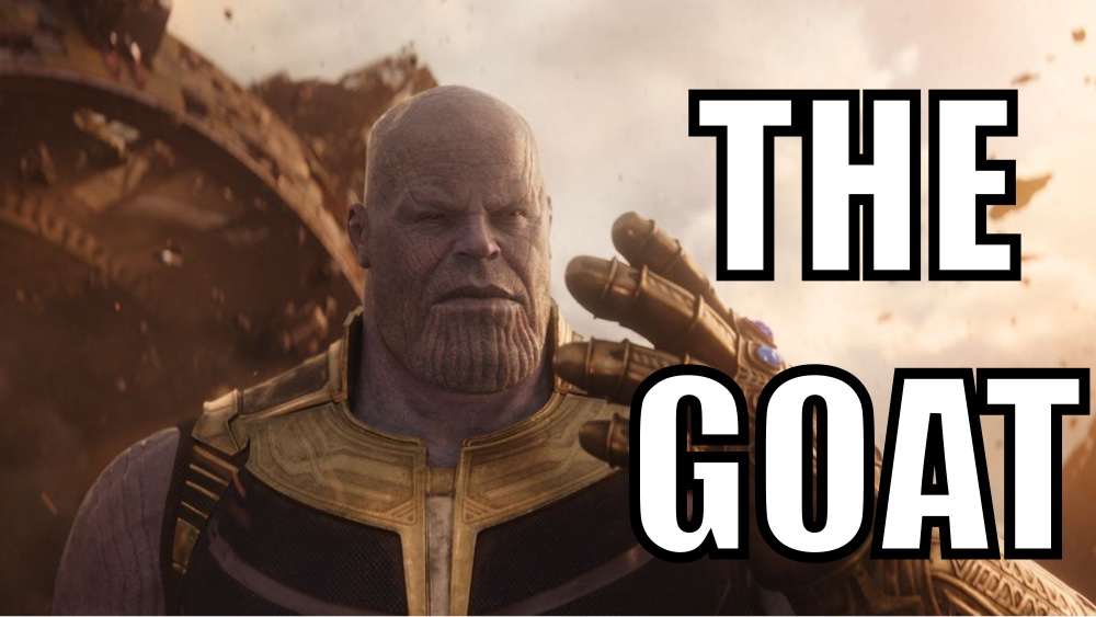 Are We Really Not Rooting For Thanos In Endgame…?
