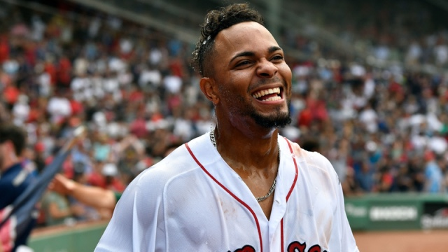X Gon' Give it to Ya for 7 More years After New Extension With the Red Sox