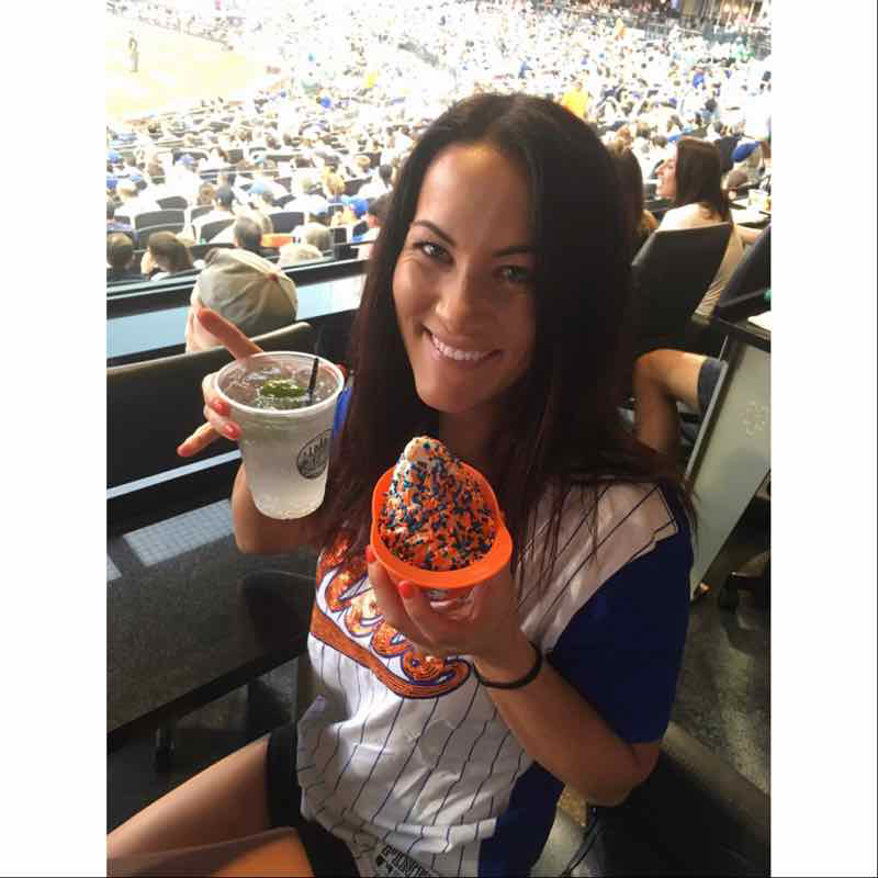 MAJOR LEAGUE DRINKS…. Team #1: New York Mets Drink: Blue Gin & Tonic