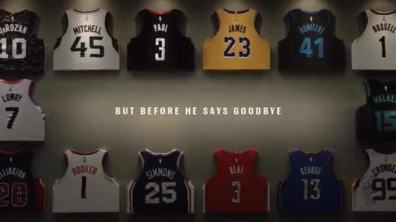 Dwayne Wade Retirement Video will bring you to tears [video included]