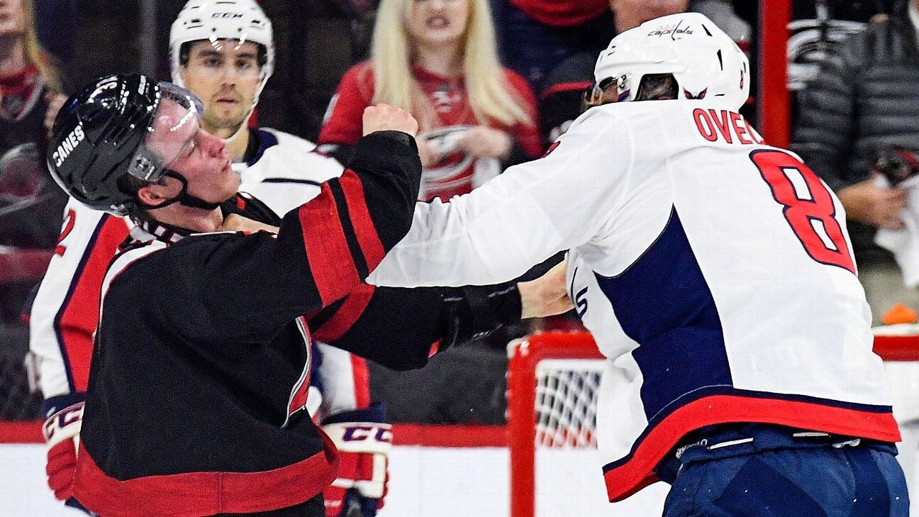 YOU GOT KNOCKED THE… F&%K OUT! [Video of Ovechkin knocking teenager out]