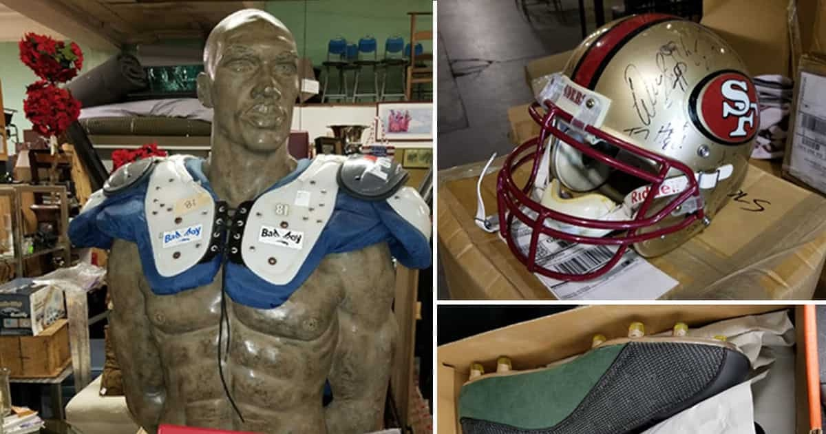 Man hits Storage Wars Gold Mine, with TO's Memorabilia