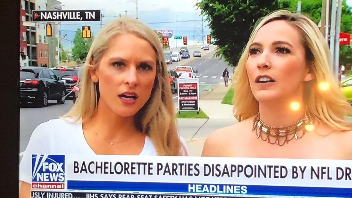 NFL Ruining Bachelorette Parties!