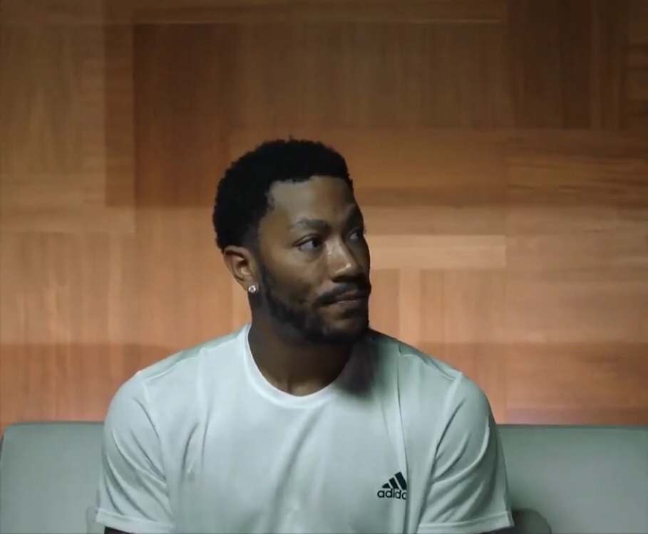 Video Of Derrick Rose Finding Out He Was Traded Is Wild And Heartbreaking