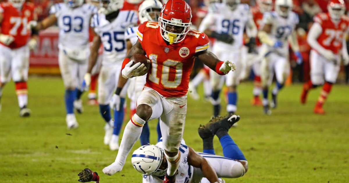 Alleged New Evidence of another Tyreek Hill Assault