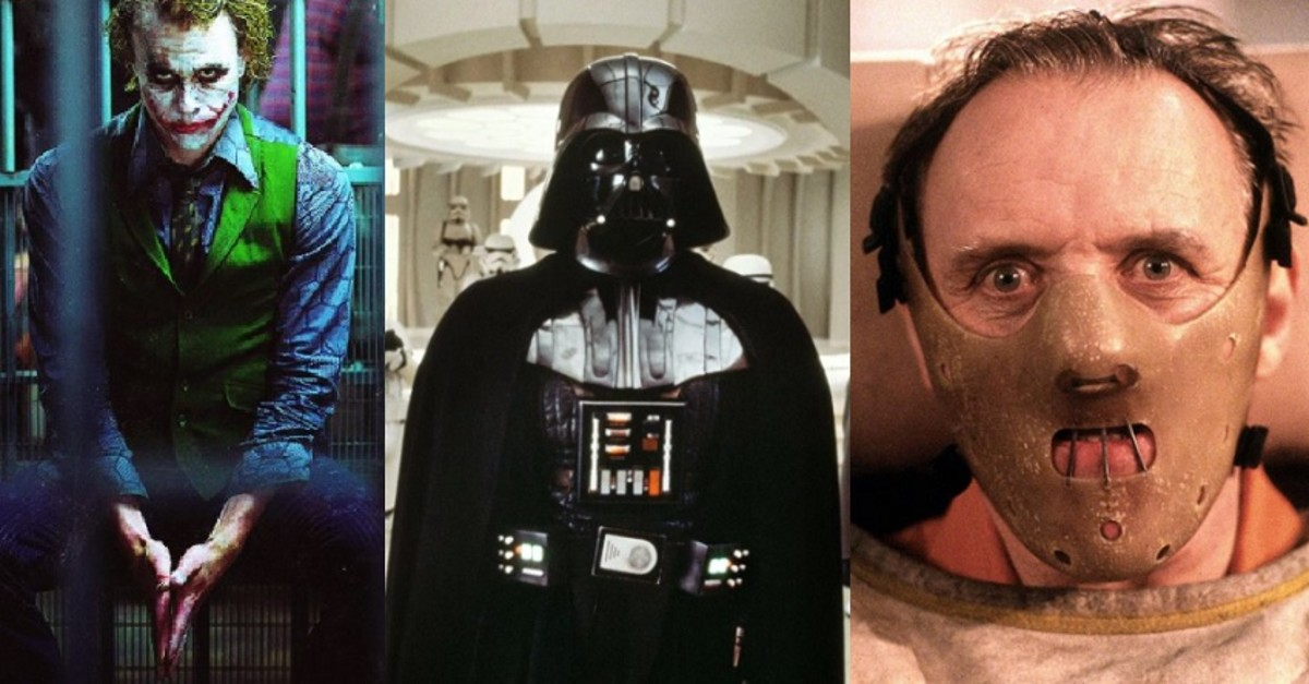 Top 10 Movie Villains All Time… (10-7)