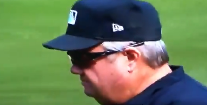 Joe West Just Tossed Tim Anderson For Getting Hit By A Pitch