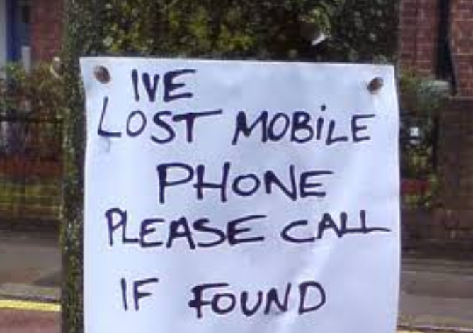 What's The Proper 'Found A Cell Phone' Protocol?