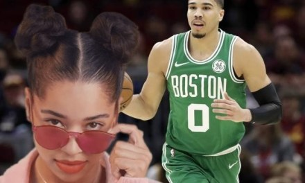 Update: Jayson Tatum Has Now Left His Baby Mama To Be Boo'd Up With Singer Ella Mai