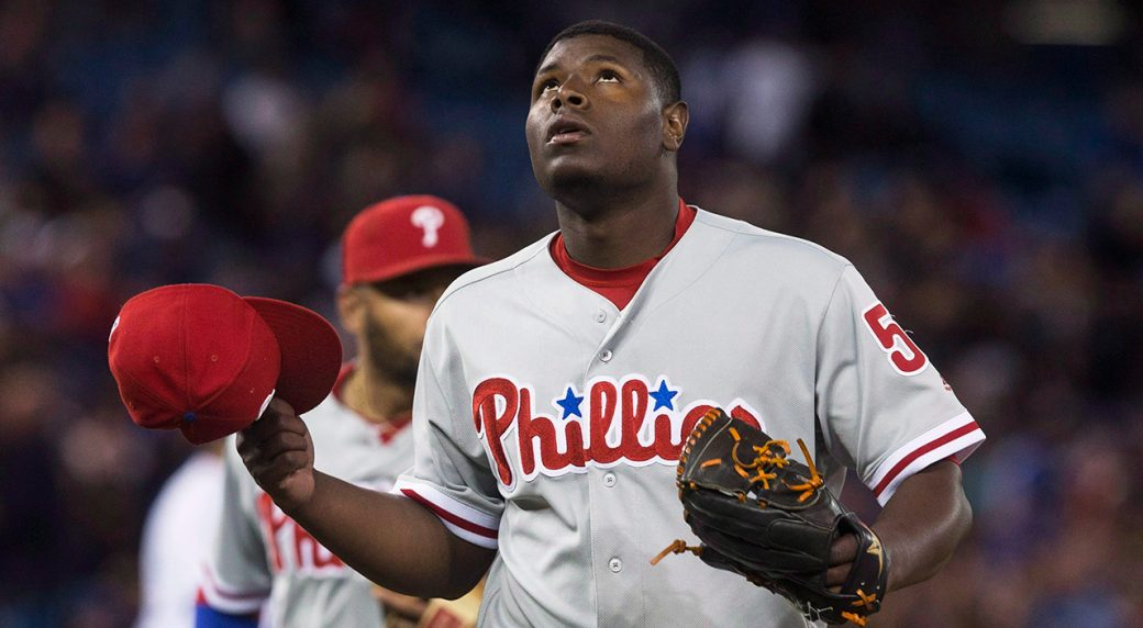 I Take Back Everything I Said 24 Hours Ago…The Phillies Pitching Stinks