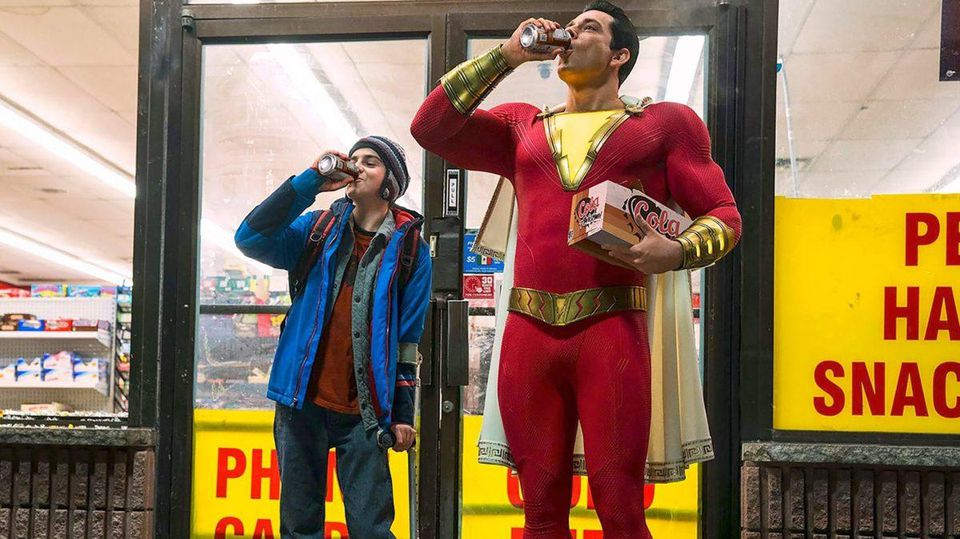 Shazam!: Don't Let DC Get Hot…
