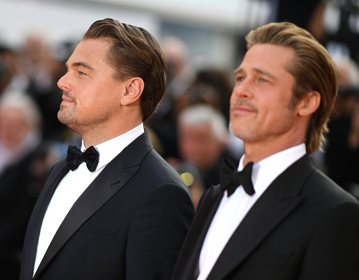 Try To Keep Your Pants On After Seeing These Pics Of Brad Pitt And Leonardo DiCaprio At Cannes