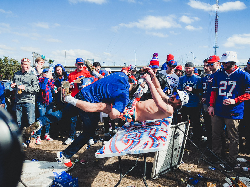 "The Fun Police Are Enforcing Stricter Tailgate Policies to Make it ""Safer"" at Bills Games"