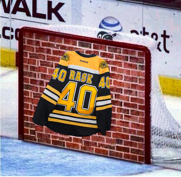 More Mistakes by Refs May Lead to Rule Changes, Which Begs the Question, Should it be Illegal for Tuukka to be This Good?