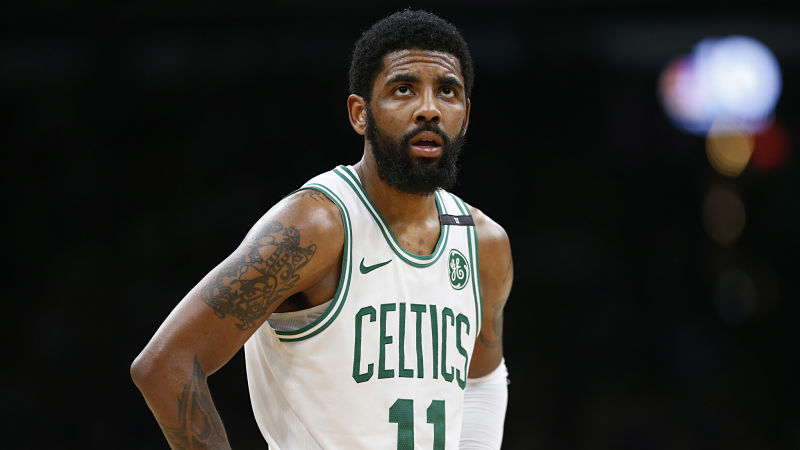 Kyrie Irving Continues to be a Baby