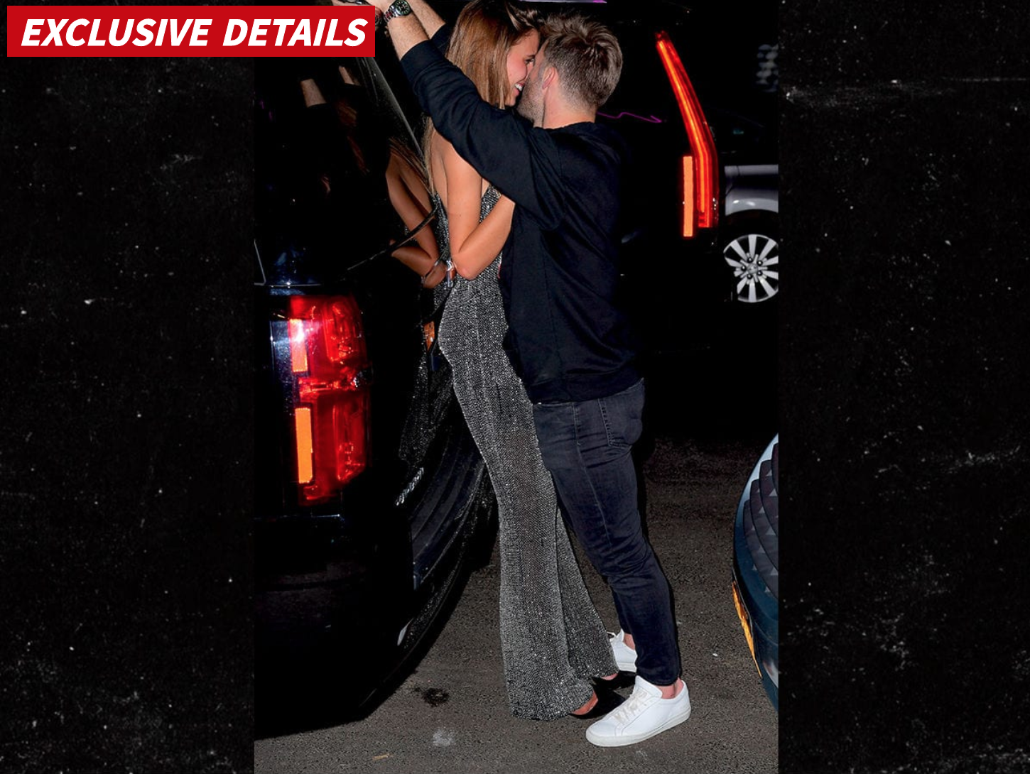 Edelman Continues His Hot Streak By Making Out With A Brazilian Supermodel After The Met Gala