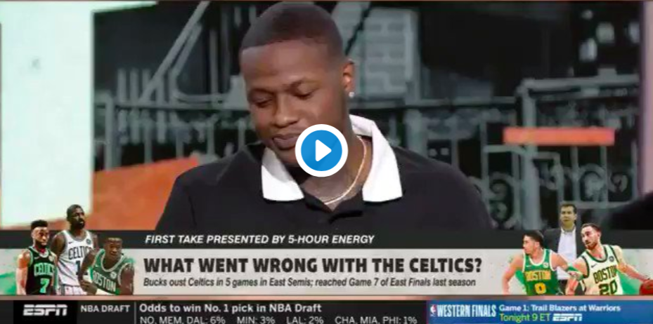 Rozier is on a Truth Telling Media Tour Exposing the Celtics Failures and I'm Here for it