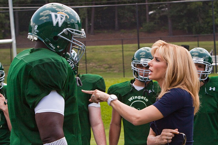 We Have To Talk About The Blind Side For A Minute