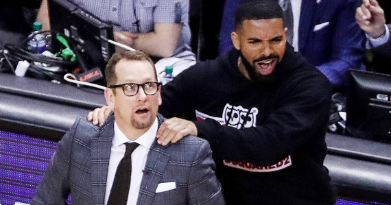 Bucks Head Coach Mike Budenholzr Hates Drake