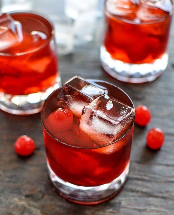 MAJOR LEAGUE DRINKS…  Team #5: Cincinnati Reds Drink: Cherry Whisky Smash