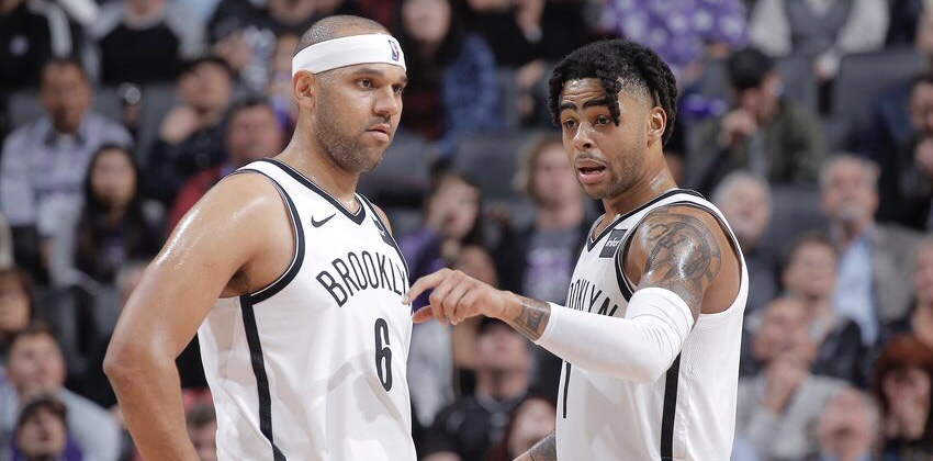 D'Angelo Russell is an idiot!  (Jared Dudley probably gave him the idea!)