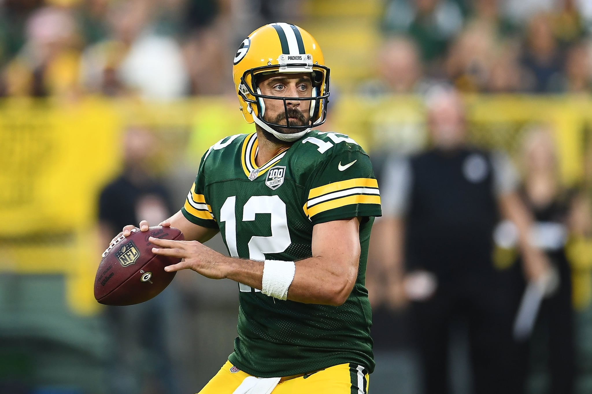 RIP Aaron Rodgers
