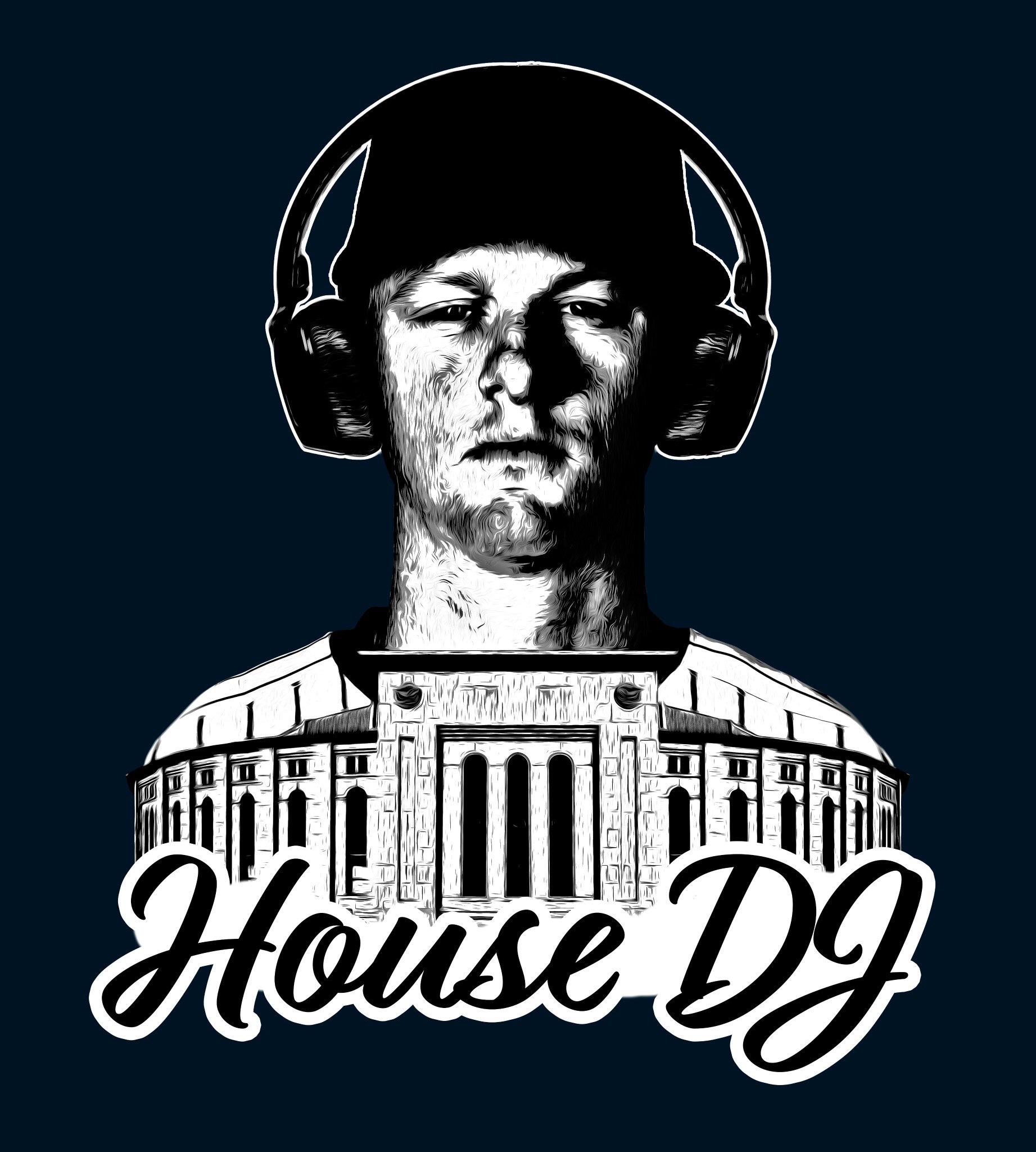 HOUSE DJ SHIRTS