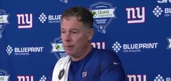 Pat ShurmurSays Both Daniel Jones And Eli Manning Are Good In Bed