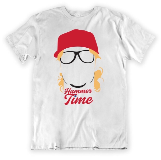 Hammer Time Shirts Are Here And They're Fire