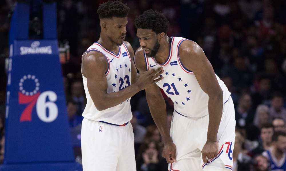 Did Joel Embiid Close Down Zee Bar night Before Game 4?