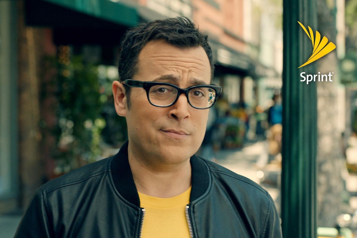 I Absolutely DESPISE The Sprint Guy…