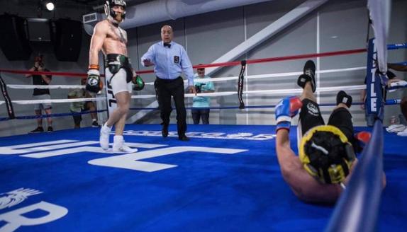 Paulie Malignaggi Spits In Conor McGregor's Face