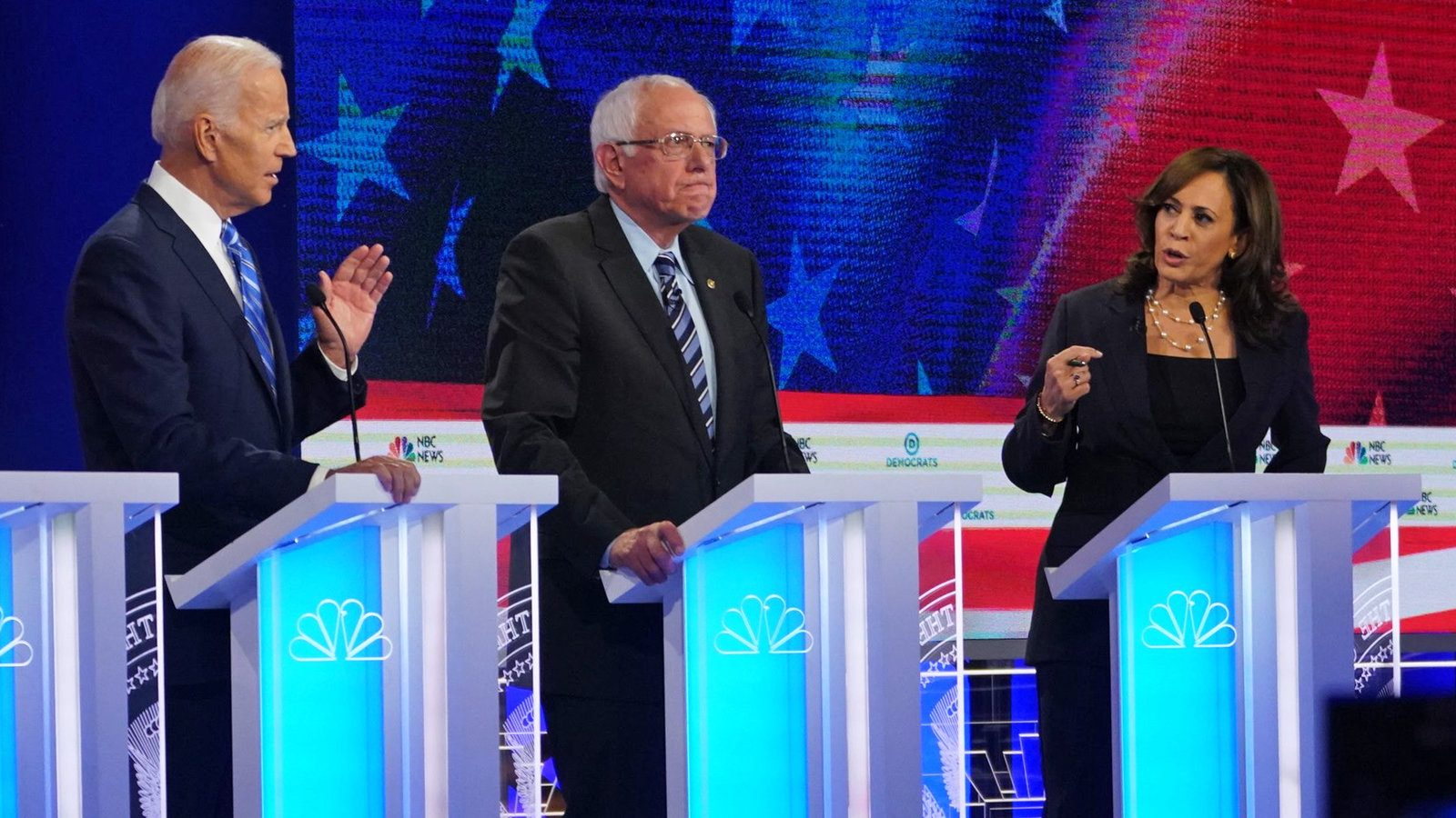 An IDIOT'S Guide To The Democratic Debates…