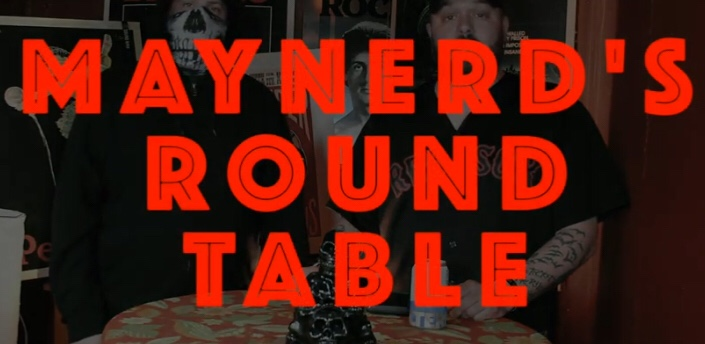 Maynerd's Round Table: Offensive Sharks Banned From Where?
