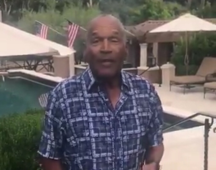 The Only Thing OJ Is Worse At, Next To Convincing People He Didn't Murder His Wife, Is Fantasy Football
