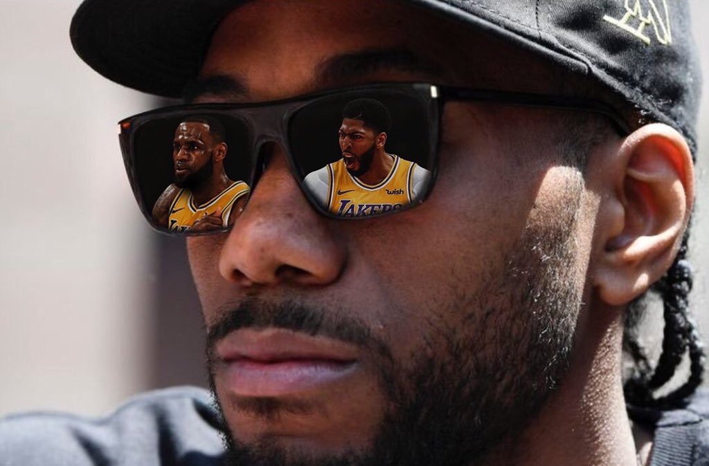 This Is The Exact Moment Everyone Should Have Known Kawhi Wasn't Staying In Toronto