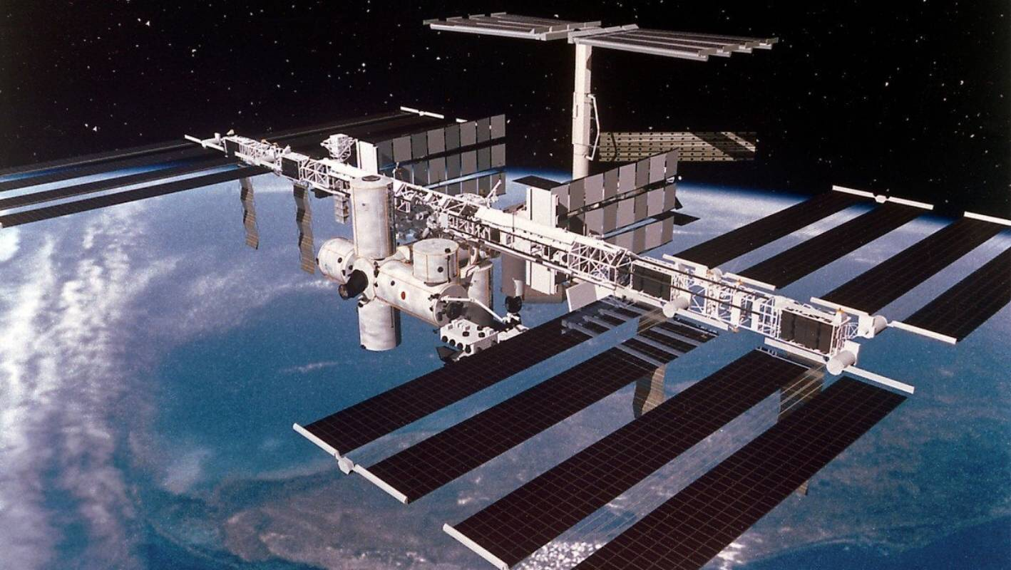 Looking to book a vacation?  How about the International Space Station…