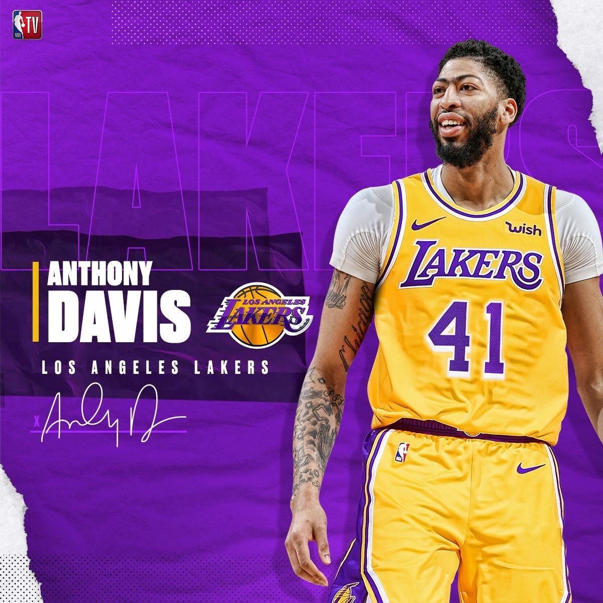 BREAKING:  ANTHONY DAVIS TO LA… LONZO (and dad) TO NEW ORLEANS!