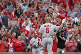 Cardinals fans care more about Pujols than their own team.