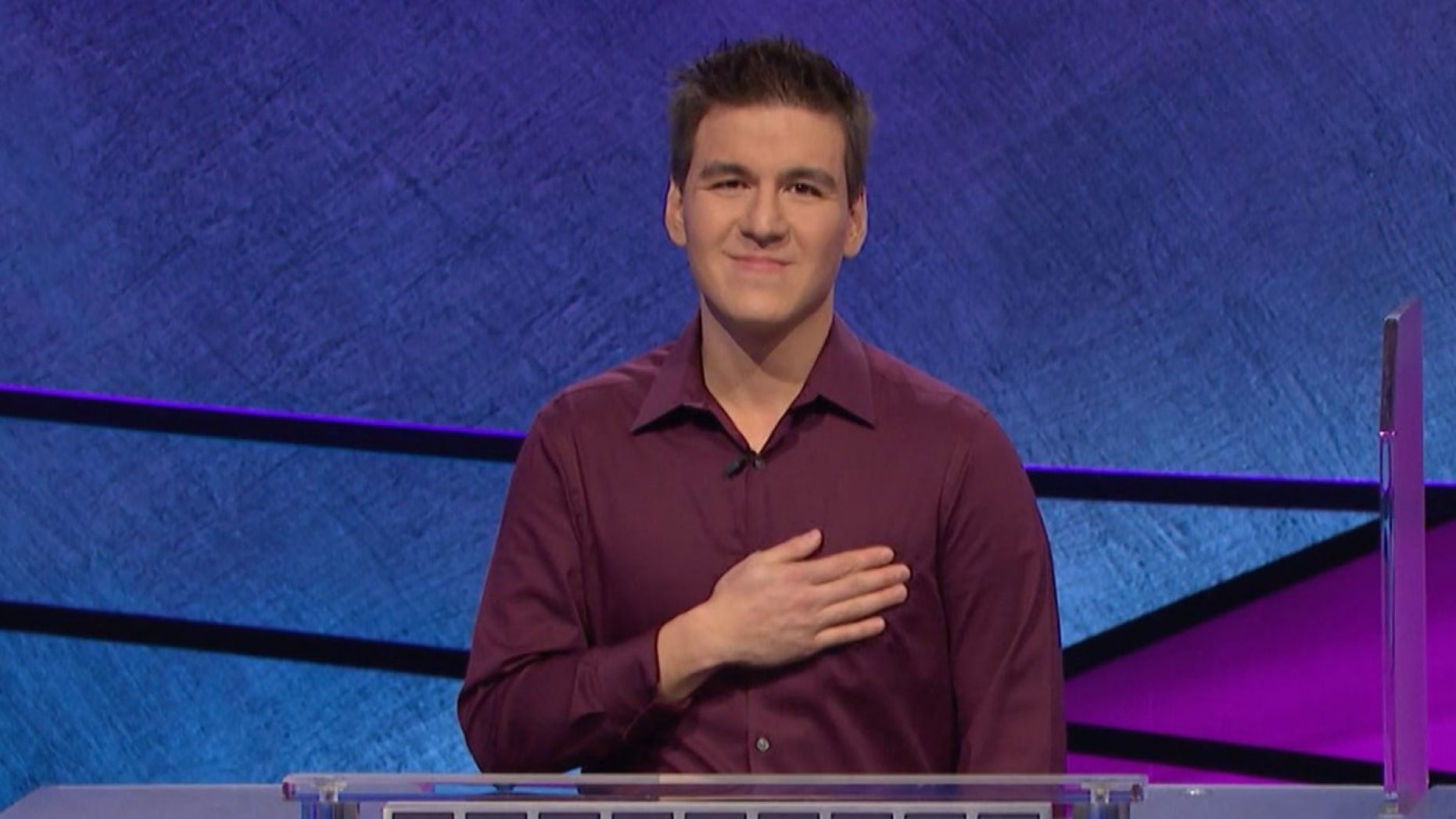 Jeopardy James does Indeed Lose