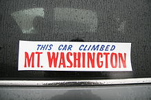 Basic Bitchin': I Am Not Impressed That Your Car Climbed Mt Washington