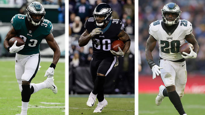 The Eagles Have a Running Back Problem