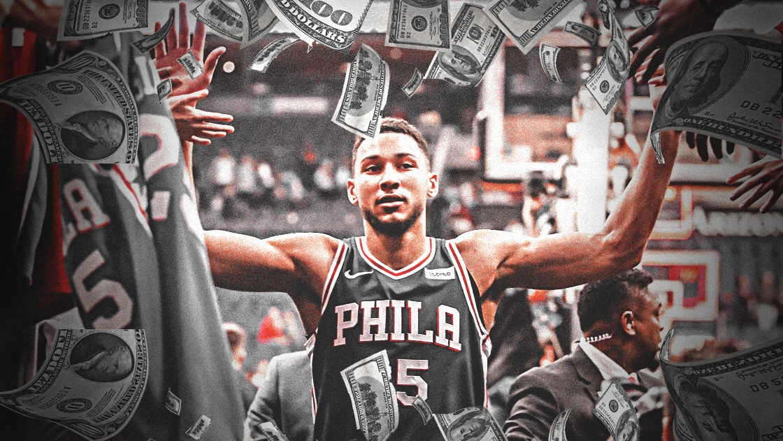 Sixers Are About To Lock Ben Simmons Down