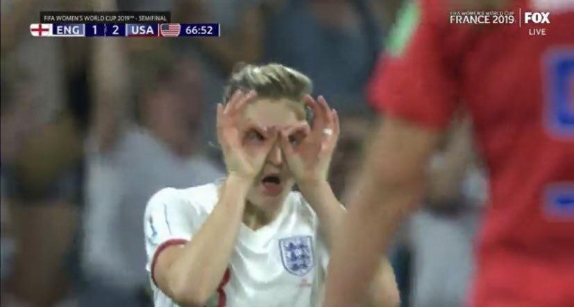 USA Takes Down Racist England